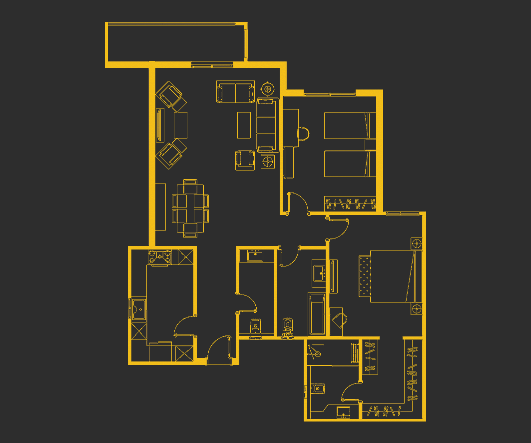152 m2